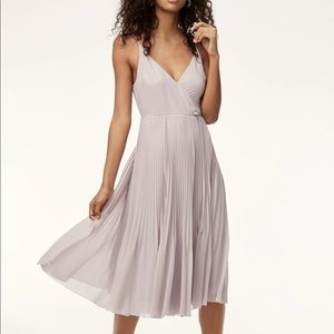 Wilfred Beaune Dress, LILAC FOG, Small